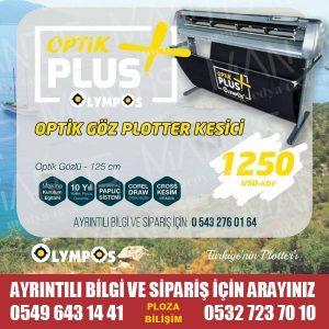 Olympos Optik Plus Folyo Kesici Plotter