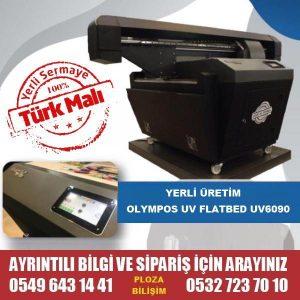 Olympos Uv Flatbed UV6090 Dijital Baskı Makinesi