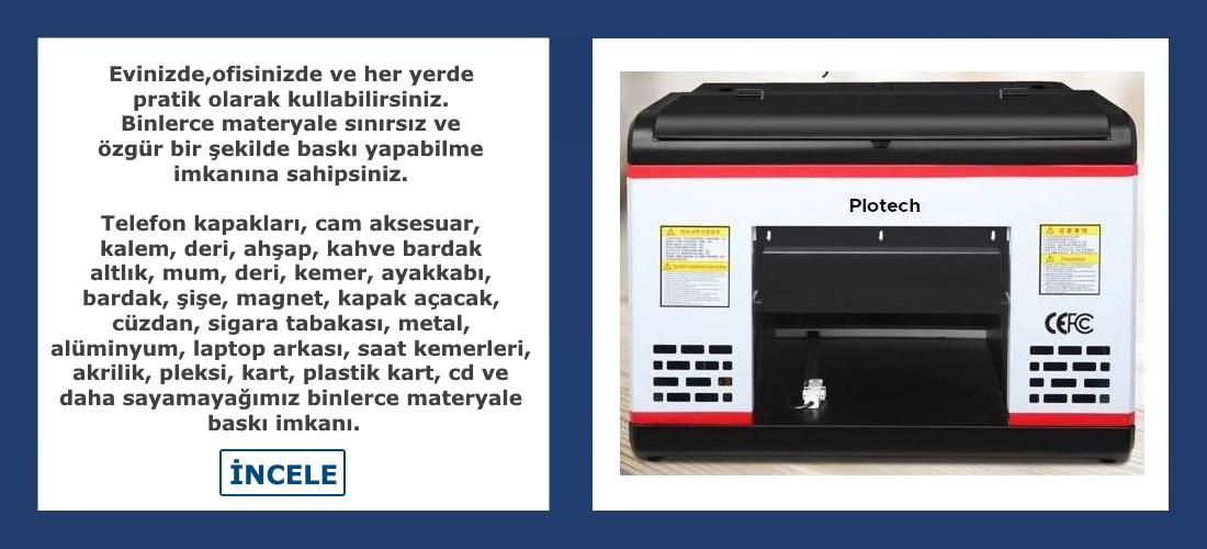 A3+ 33X60 UV Baskı Makinesi